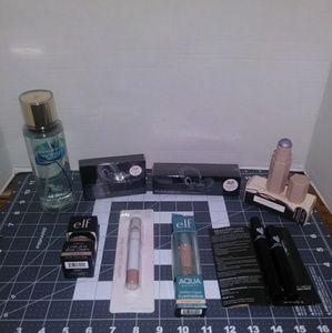 NEW 7 Assorted Make Up & 1 V.S Fragrance Mist